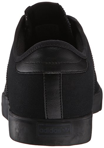Adidas Originals Men's Seeley Skate Shoe,Black/Black/Black,11 M US