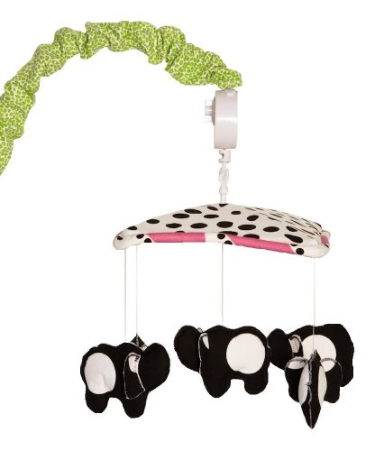 Cotton Tale Designs Hottsie Dottsie Mobile - 1