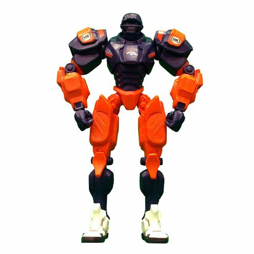 NFL Denver Broncos 10-Inch Fox Sports Team Robot