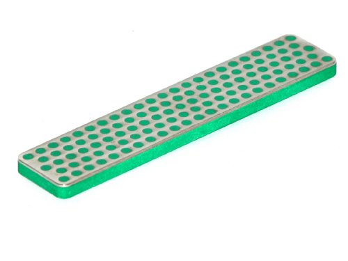 Dmt A4E 4-Inch Diamond Whetstone For Use With Aligner - Extra-Fine