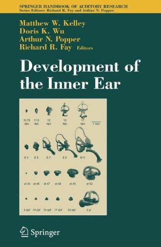 Development of the Inner Ear (Springer Handbook of Auditory Research)