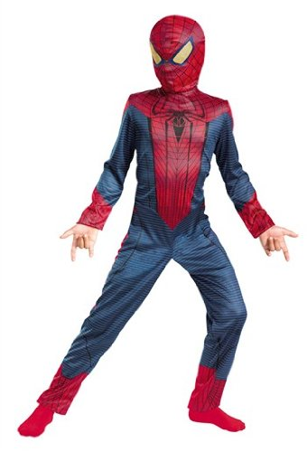 Spiderman Movie Classic Child Costume