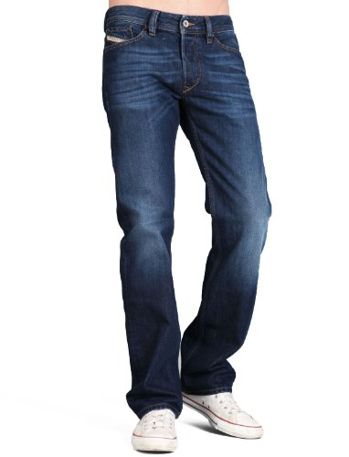 Diesel Viker R137 Straight Blue Man Jeans Men - W30 L32