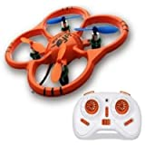The Flyer's Bay Intruder UFO Drone (Orange)