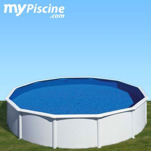 Inessearph piscine hors sol eco fidji 260 260 h120 cm for Piscine eco