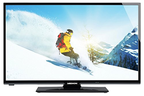 "Medion LIFE P15176 (MD 30833) 32"" Zoll 80cm Smart-TV, HD, DVB-T DVB-C, 100Hz, WLAN, DLNA, 3 HDMI, EEK A+, schwarz"