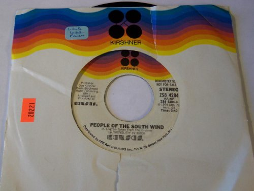 Kansas - People Of The South Wind - Zortam Music
