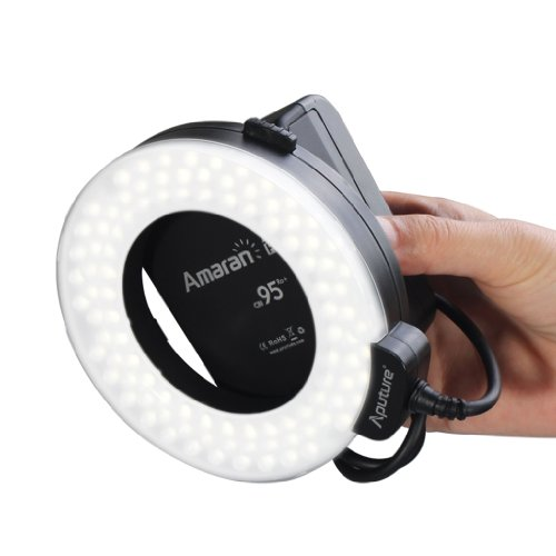 New Aputure Amaran Halo AHL-HC100 LED Ring Flash