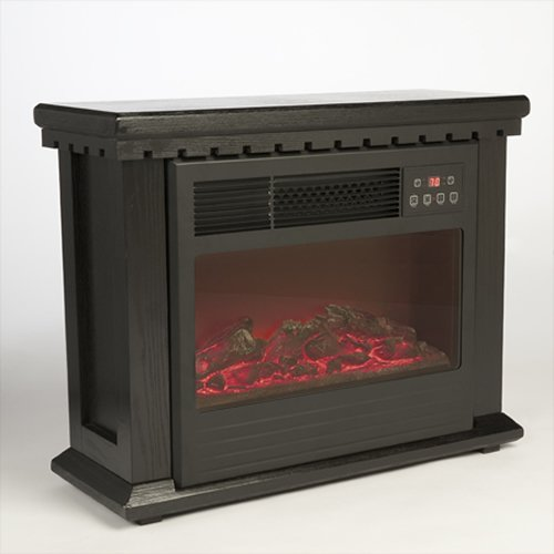 American Comfort 15603 32 Inch Electric Fireplace With LCD Display image B0046EQWFS.jpg