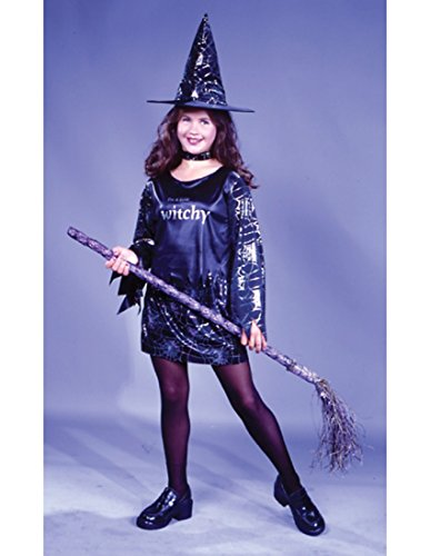 Girl's Little Witch Costume