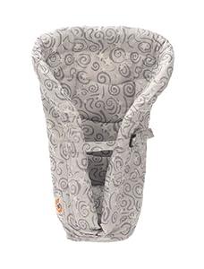 ERGObaby Original Infant Insert, Galaxy Grey