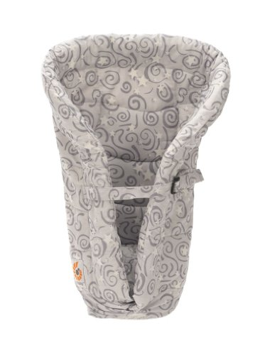 Find Bargain ERGObaby  Original Infant Insert, Galaxy Grey