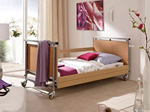 Betterlife Extra Wide Bariatric Fully Adjustable Electric Homecare Hospital Bed