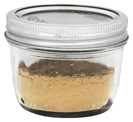 Kerr - Wide Mouth 8 oz. Half Pint Mason Jars Freezer Safe - 12 Count (Half Pint Wide Mouth Jars compare prices)