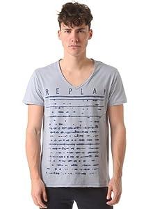 S/S T-Shirt azure