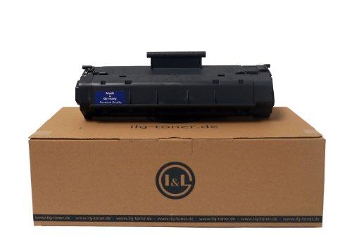 ILG XL Toner black für Canon CFX L 3500, L 4000, L 4500; Fax L 200, 220, 240, 250, 260, 280, 290, 295, 300, 350, 3500, 360, 4000, 4500, 60, 90, 95; Faxphone L 75, L 80; Imageclass 1100; Laser Class 1060, 2050, 2060, 4000, 4500, 6000; Multipass L 60, L 6000, L 90 (ersetzt FX-3)