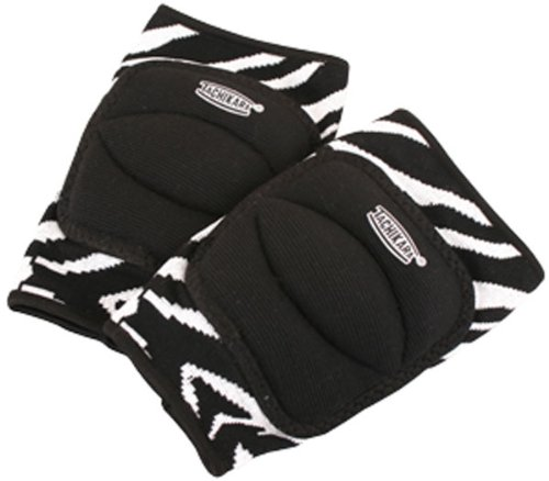 Tachikara Junior TK Zebra Knee Pad