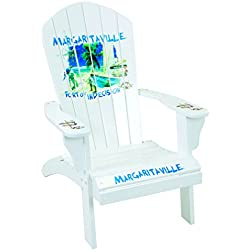 Margaritaville by Rio Brands Adirondack Chair, Port of Indecision
