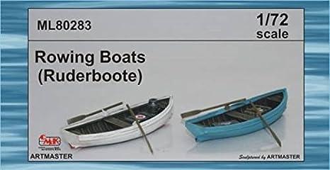 Barques à rames 2 PC