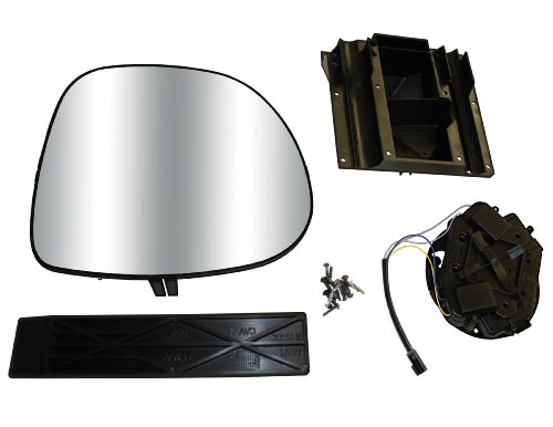 CIPA 70805 Extendable Replacement Electric Heated Mirror Subassembly Kit - Left Hand Side набор fit 70805 лерки метчики