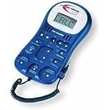ANSMANN 4000392 Energy Check LCD Teststation Batterietester Kapazitätsanzeige Akkus, Batterien und Knopfzellen