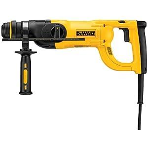 DEWALT D25213K 1-Inch D-Handle Three Mode SDS Hammer from DEWALT