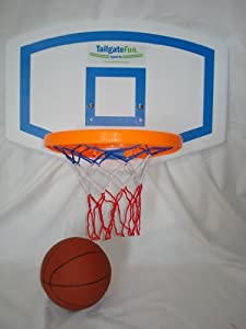 Basketball Hoop Set with Suction Cups: Tailgating, RV, SUV... by TailgateFun Sports