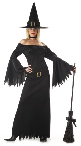 Women's Elegant Witch Costume