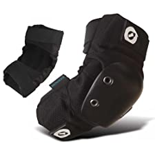 SixSixOne DJ Elbow Guard - LG Black