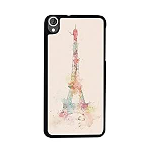 Printrose 2D HTC Desire 820 Back Cover Printed High Quality Designer Case and Covers for HTC Desire 820
