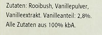 Ökotopia Rooibush Vanille, 1er Pack (1 x 250 g) von Ökotopia bei Gewürze Shop