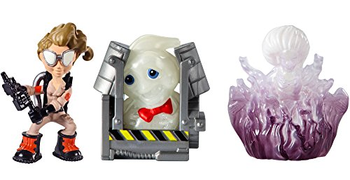 Ghostbusters Jillian, Rowan, & Gertrude Ghost Mini Figures