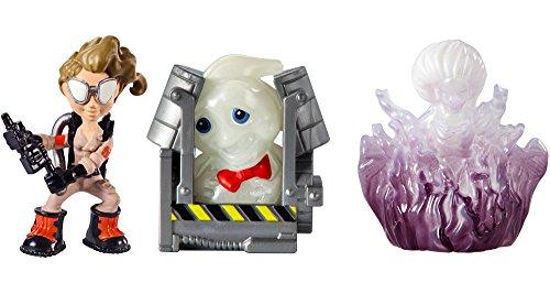 Ghostbusters Jillian, Rowan, & Gertrude Ghost Mini Figures