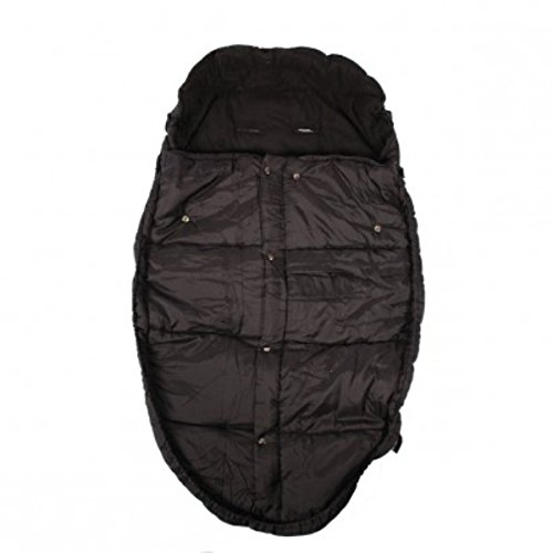 Mountain Buggy sacco nanna Sleeping Bag-Nero