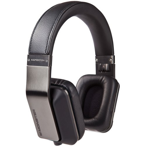 Monster® Inspiration Active Noise Canceling Headphones (Titanium)