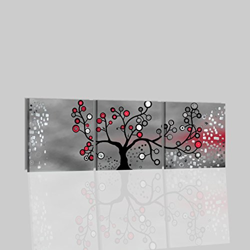oil-on-canvas-abstract-modern-paintings-onida-grey-and-red-hand-painted