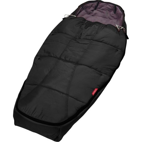 Phil & Teds Snuggle & Snooze Sleeping Bag In Black front-994249