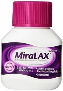 Miralax Miralax Powder 7 Doses, 4.1 oz