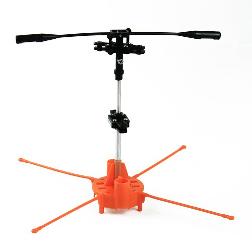 Frame & Rotor Assembly w/o Blade for Chengxing Fly Soccer RC Heli - 1