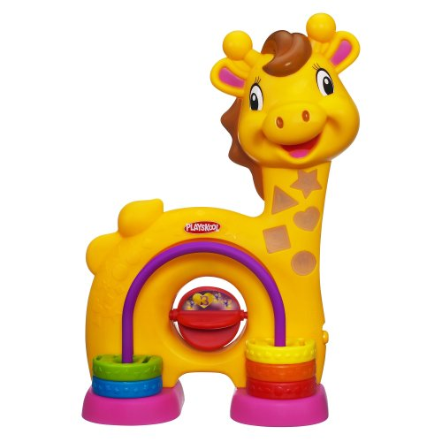 Playskool Learnimals Count with Me Giraffalaff Toy - 1