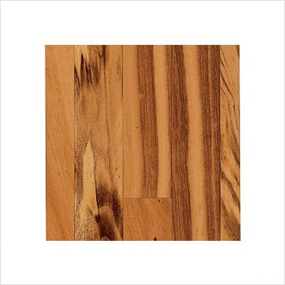 """Exotic 3-1/4"""" Solid Tigerwood in Natural"""