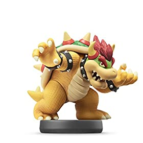 """Bowser amiibo (Video Game)By Nintendo        Buy new: $12.96        First tagged """"nintendo"""" by Christian Robinson"""