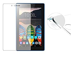 Colorcase Tempered Glass Screenguard for Lenovo Tab 3 Essential (7.0