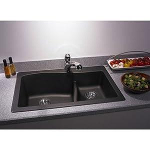 Swanstone qz03322ls077 granite large small bowl all kitchen sink swanstone qz03322ls077 granite large small bowl all kitchen sink top price kitchen sinks reviews workwithnaturefo