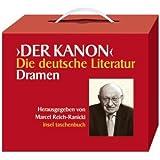 Der Kanon. Die deutsche Literatur. Dramen: Acht Bände und ein Begleitband im Schuber (insel taschenbuch)