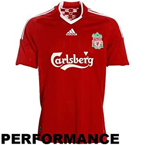 Adidas Youth Liverpool Soccer Jersey (Home 2009 10) by adidas