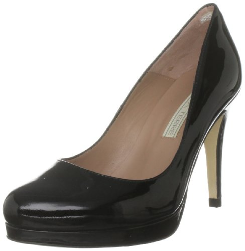 Pied A Terre Women's Arlie Black Platforms Heels 0431507890006010 8 UK
