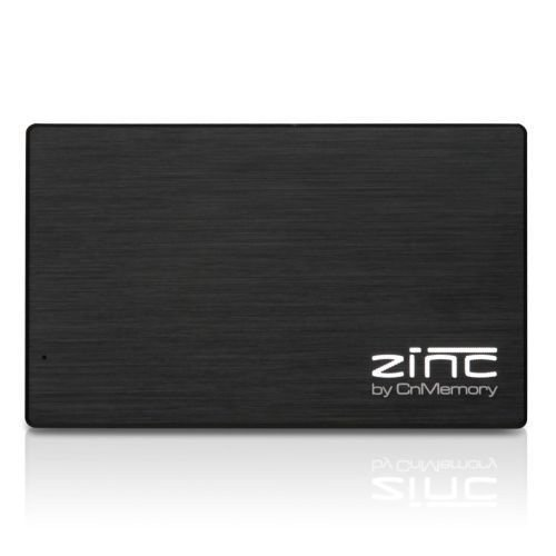 CnMemory Zinc 320GB externe Festplatte (6,4 cm (2,5 Zoll), USB 3.0) schwarz