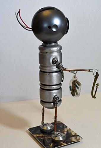 Cye Clops Robot Fish Float Guy Is A Great Art Sculpture