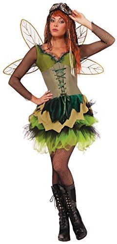 Steampunk Pixie Costume